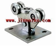 China Cantilever Gate Wheel automatic cantilever/carriage gate wheels suplier
