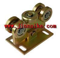 Buy cheap Cantilever Gate Wheel automatic carriage door roller from wholesalers