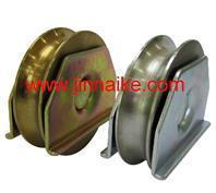 Buy cheap Sliding Gate Wheel-U Groove automatic sliding door roller from wholesalers