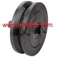 Buy cheap Sliding Gate Wheel automatic sliding gate wheel with double bearings from wholesalers