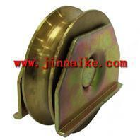 Buy cheap Sliding Gate Wheel iron wheel for automatic sliding gate from wholesalers