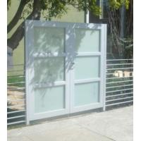 China About bp Glass Garage Doors  Entry Doors & Gates wholesale