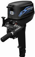 Buy cheap 8HP Four Stroke Outboard Motor from wholesalers