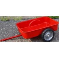 China Toy Tractors Toy Trailer - Red wholesale