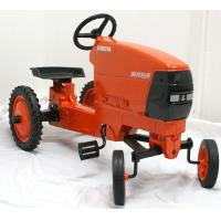 China Toy Tractors Kubota M108S Pedal Toy Tractor wholesale