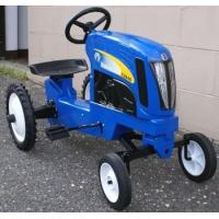 China Toy Tractors New Holland T8040 Pedal Toy Tractor wholesale
