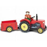 China Farms Le Toy Van Budkins Bertie's Tractor wholesale