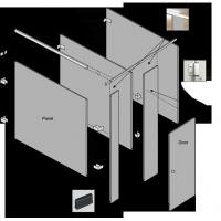 Buy cheap Products - Toilet Partitions - Solid Plastic Partitions from wholesalers