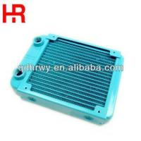 China high quality aluminum best cpu cooler radiator-120mm wholesale