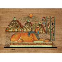 China Papyrus Great Sphinx Papyrus wholesale
