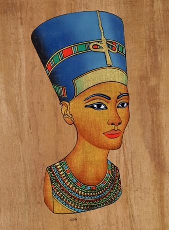 Quality Papyrus Egyptian Papyrus Painting for sale
