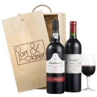 Buy cheap Gifts and Gift Trays Port & Claret from wholesalers