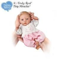 China Precious Moments Tiny Miracles Jesus Loves Me Baby Doll: So Truly RealModel # CT300937001 wholesale