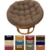 China Papasan Micro Suede Replacement Cushion wholesale