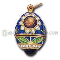 Faberge Egg Pendants