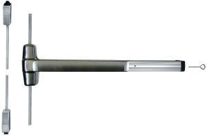 Quality Panic Bar Exit Hardware Von Duprin 9927 Vertical Rod[9927EO] for sale