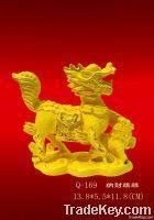 China Gold Plated Gift Crafts wholesale