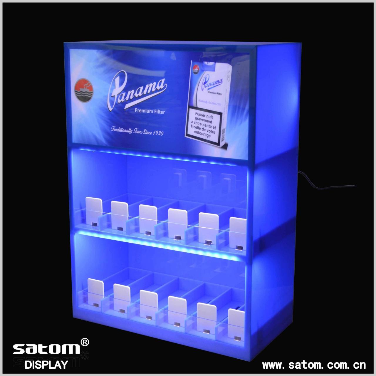 China Cigarette rack for display wholesale