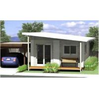 Buy cheap Energy Saving Prefabricated Australian Granny Flats / Granny Flats For Holiday Living from wholesalers