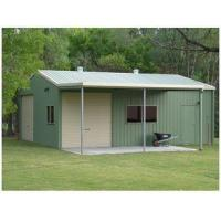 Buy cheap Australian Granny Flats Prefabricated Small Green Modular House from wholesalers