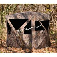 China Hunting Tent The Ravage Big Game Hunting Ground Blind on sale