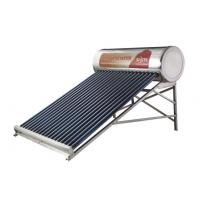 China vacuum tube solar water heating Vacuum Tube Solar Water Heater wholesale