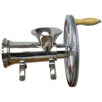 China 32# stainless hand-operated &motor- runmeat mincer wholesale