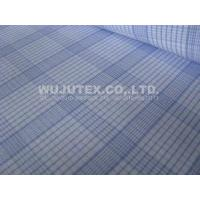 China New Cotton Yarn Dyed Fabric, Stable Quality Comfortable fabrics For Various Dress wholesale