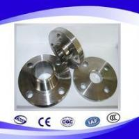 China stainless steel pipe flange with ISO9001-2008 certificate wholesale