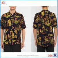 China Bulk buy from printed creped fabric high quality product line made in china supplier men polo shirt on sale