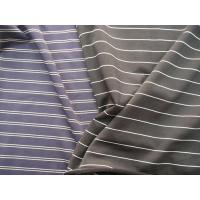 Buy cheap POLYESTER SPANDEX SINGLE JERSY YARN DYED from wholesalers