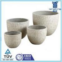 Buy cheap Ladder 4 in 1 set bowl shaped flower pot planter from wholesalers
