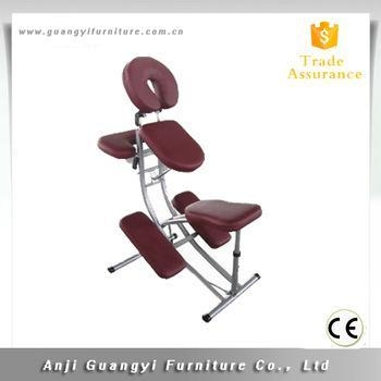 Quality aluminium massage chair for sale