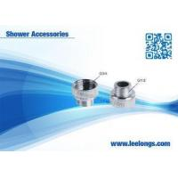 China Shower Connector Abs Plastic Bath Shower Fittings For Home , Hotel wholesale