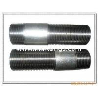 China Carbon steel pipe nipple manufacturer Certification: The third party wholesale