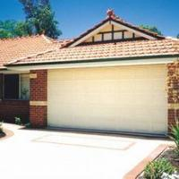 Buy cheap European standard garage door with 40mm thickness door panel / automatic&safety operation from wholesalers