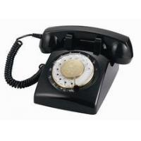 China Old Cordless Phone Retro Analog Landine Phone For Gift wholesale