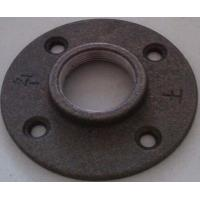 China Black Floor Flange on sale
