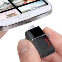 Buy cheap SanDisk 16GB Ultra Dual USB Flash Drive USB3.0 from wholesalers