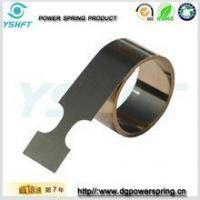 China custom metal constant force spring on sale