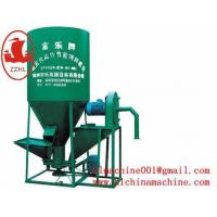 China Animial Feed Processing Machine Animal feedstuff grinding and mixing machine on sale