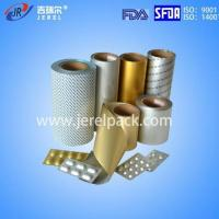 China Cold forming alu foil for the pharmaceuticl packing wholesale
