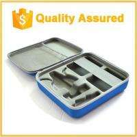 China Waterproof durable hard tool case with pre-cut foams on sale