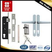 Buy cheap Best selling aluminium alloy double sided door handle from wholesalers