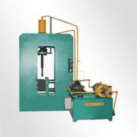 China 03 YWTQ series Elbow Cold Forming Machines wholesale