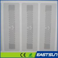 China RFID system Self adhesive name labels wholesale