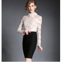 China The lace blouse wholesale