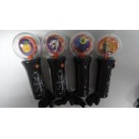 party favor halloween 32 patterns led spinning ball wand