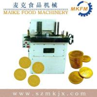 China MYHJ CHOCOLATE GOLDEN COIN EMBOSSING MACHINE wholesale