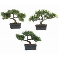 "China 12"" Bonsai Silk Plant Collection, Set of 3 wholesale"